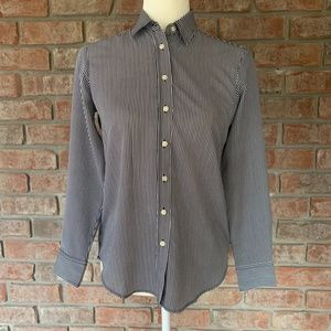 Banana Republic Button Down Dillon Dress Shirt XSP